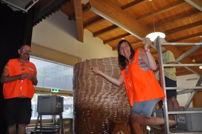 Vom Säen und Ernten –Holzbauwelt