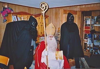 Samichlais – St. Nikolaus –Samichlaus