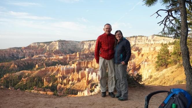 Bryce Canyon – USA, 2. Teil, 17. bis 18. Juli2017